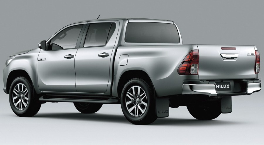 Кабина Toyota Hilux Double cab