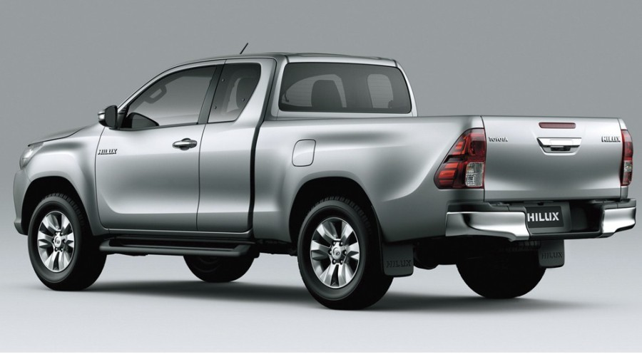Toyota Hilux Space cab
