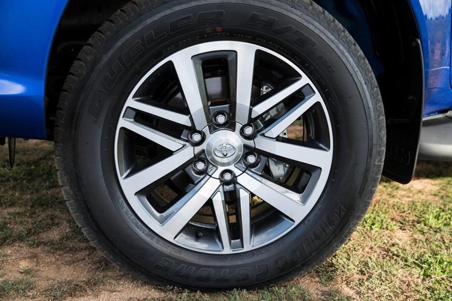 Диски Toyota Hilux
