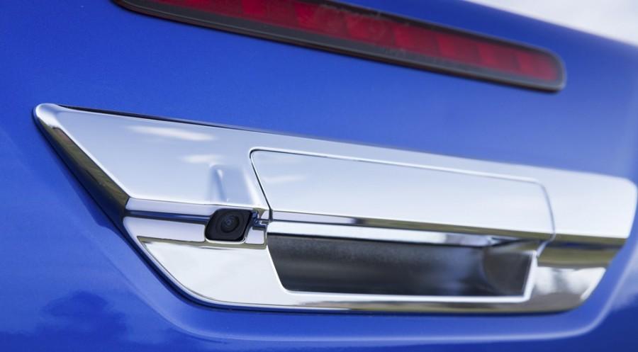 Ручка двери Toyota HiLux