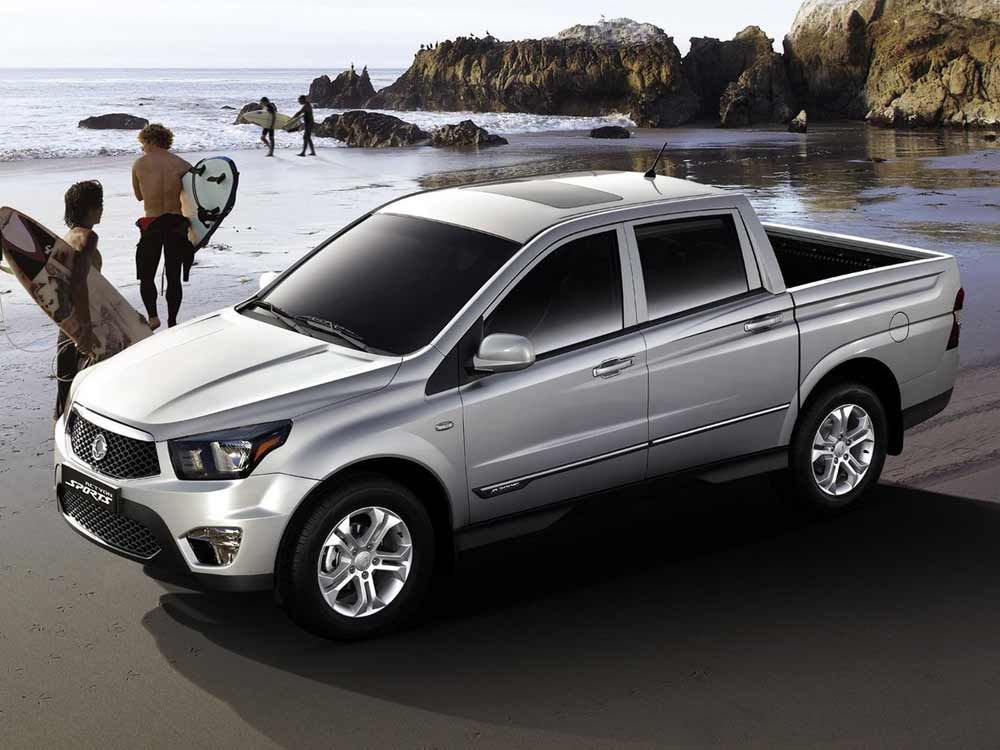SsangYong ActyonSports