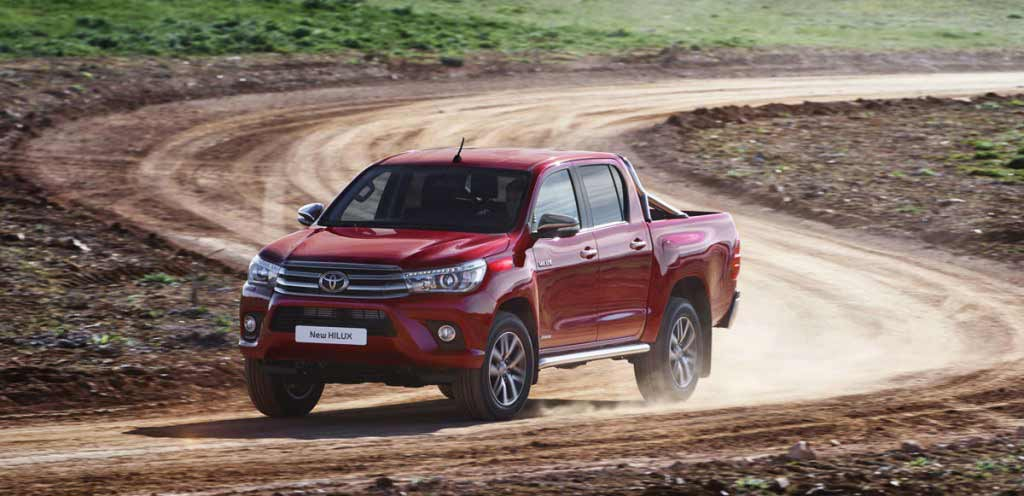 Новый Toyota Hilux 2016
